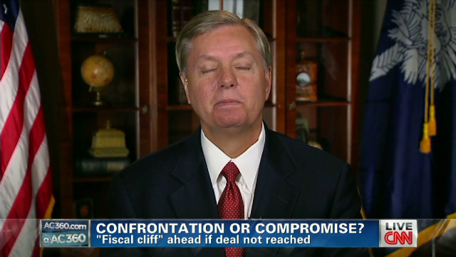 Graham: GOP going in the wrong direction