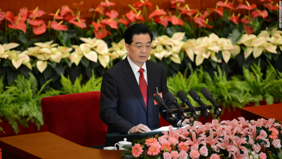 "In his address, Hu warned that corruption could bring down the Communist Party and the state it controls. ""If we fail to handle this issue well, it could prove fatal to the party, and even cause the collapse of the party and the fall of the state,"" Hu said."
