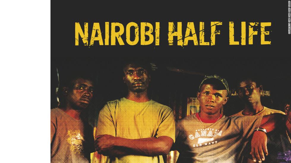 Kenyan movie Nairobi Half Life examines gang culture and crime in the Kenyan capital.