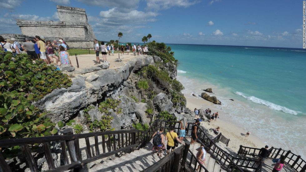 Hotels along Mexico's Riviera Maya and beyond are taking the Maya calendar to heart with last-hurrah packages.