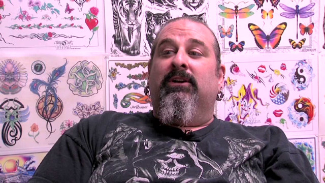 Tattoo artist banned from career day