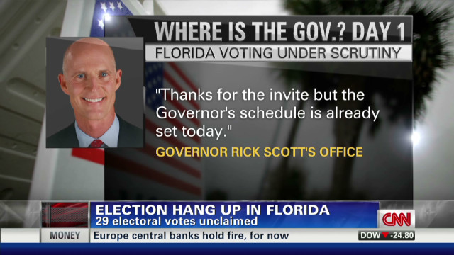Florida voting practices under scrutiny
