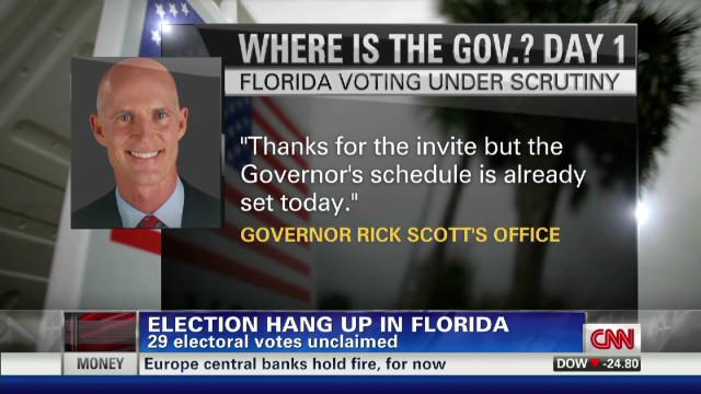 Florida voting practices under scrutiny