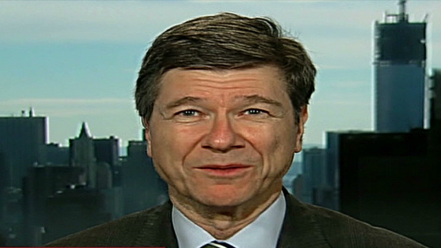 Expert: Fiscal cliff will be avoided