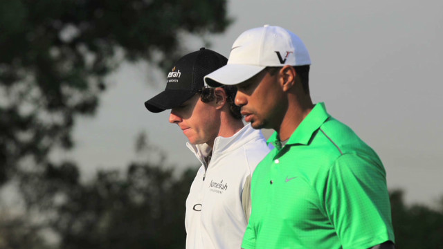 Exclusive: Tiger and Rory's 'bromance'