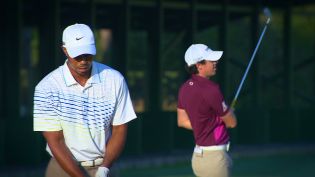 Tiger and Rory's $1.4M battle