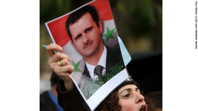 Expert: Bashar al-Assad out of options
