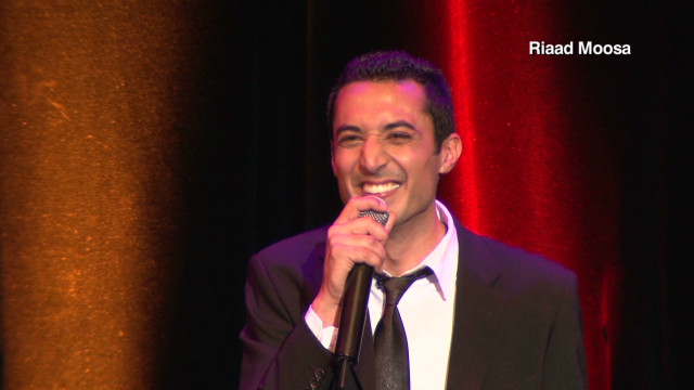 Comedian inspired by his Muslim faith