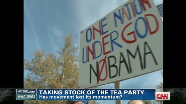 Taking stock of tea party after election