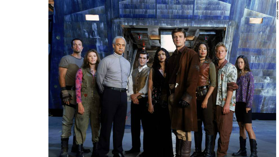 "Mal (Nathan Fillion) declared in the pilot episode, ""We have done the impossible, and that makes us mighty."" Fans took it on as a great motivational quote and ""Done the Impossible"" was the name of a documentary about ""Firefly"" fandom."
