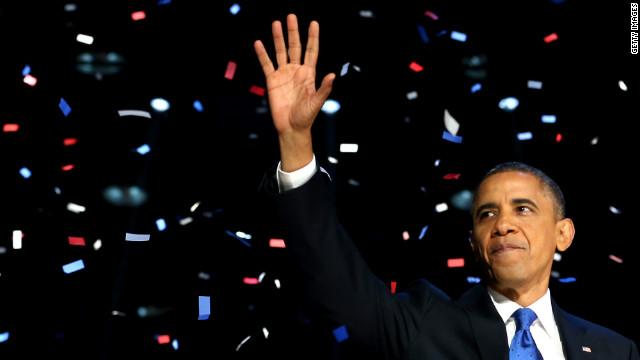 Obama's second term agenda