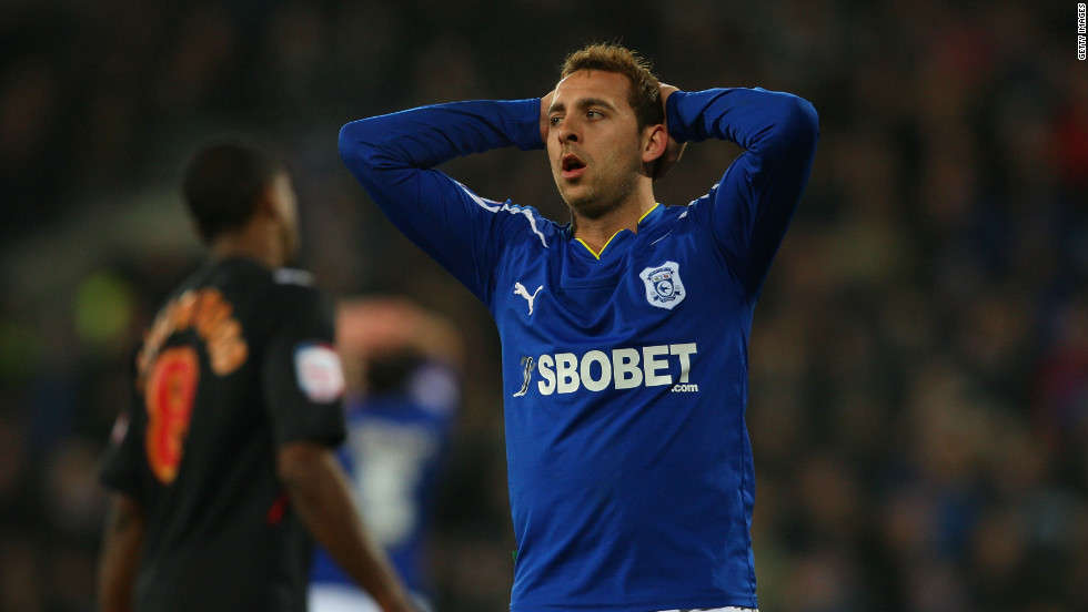 Michael Chopra played in the Premier League for both Newcastle United and Sunderland. Last year the striker revealed he was undergoing treatment for gambling addiction, saying he was betting up to £20,000 per day and he had lost between £1.5m and £2m.