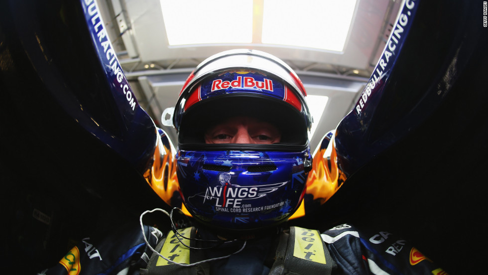 "Before extending his Red Bull contract, Webber had talks with Ferrari over a possible switch to the Italian team. ""Ferrari approached us first,"" said the Australian. ""Things happen for a reason and it feels I'm staying here for the right reason. We made the decision just before Silverstone when both teams seemed pretty interested. I'm happy with that decision."""