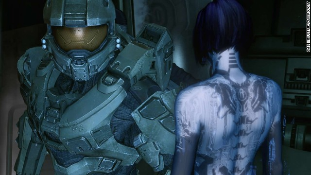 Cortana, from the Halo video game series, is the voice of the new virtual assistant for Windows Phone 8.1