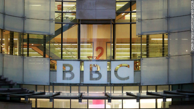 BBC leader quits over false abuse story