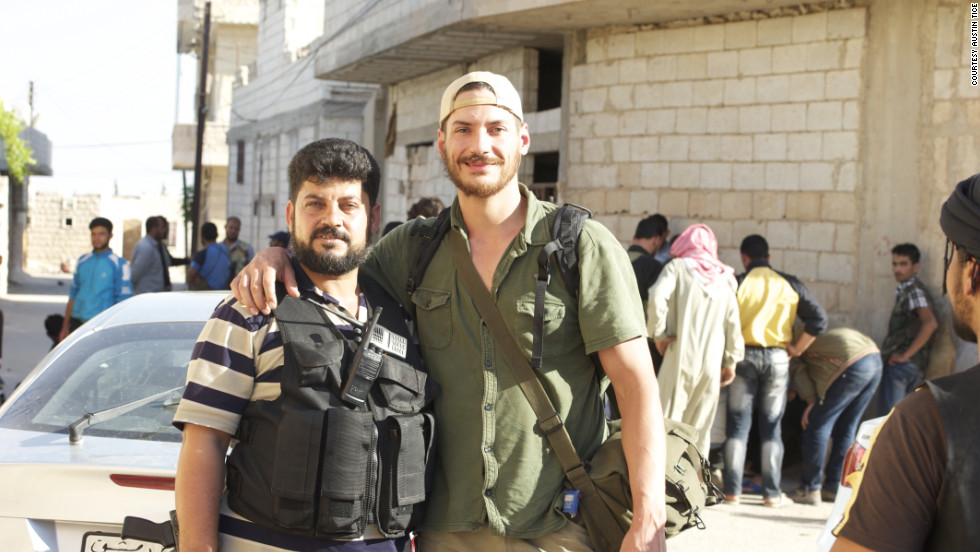 "The parents of Austin Tice, the American journalist believed to be held in Syria, <a href=""http://www.cnn.com/2012/11/02/world/meast/syria-missing-journalist/"" target=""_blank"">will travel to Lebanon</a> to make an appeal for their son's release. A video surfaced on YouTube in September that appeared to show a blindfolded Tice being led by men armed with machine guns and a grenade. Many questions still surround the video, and Tice hasn't been heard from on social media since August 11. Above, Tice appears with a Syrian rebel. Here's a look at some of the other stories CNN plans to cover this week."