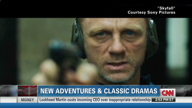 "Grae Drake reviews Bond flick ""Skyfall"""