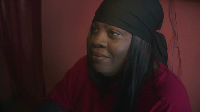 Disabled mom copes with Sandy aftermath