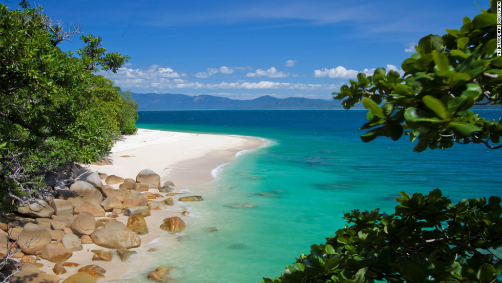 "Australian eco-tour operator, <a href=""http://www.smallworldjourneys.com.au"" target=""_blank"">Small World Journeys</a>, is staging a Tropical Island Eclipse trip that includes luxury accommodation on the gorgeous Fitzroy Island adjacent to the Great Barrier Reef. Stargazers will watch the eclipse from the island paradise's 900-foot summit and attend an astronomy presentation given by Nobel Prize winner Dr. Brian Schmidt."