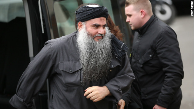 Radical cleric out on bail, under curfew