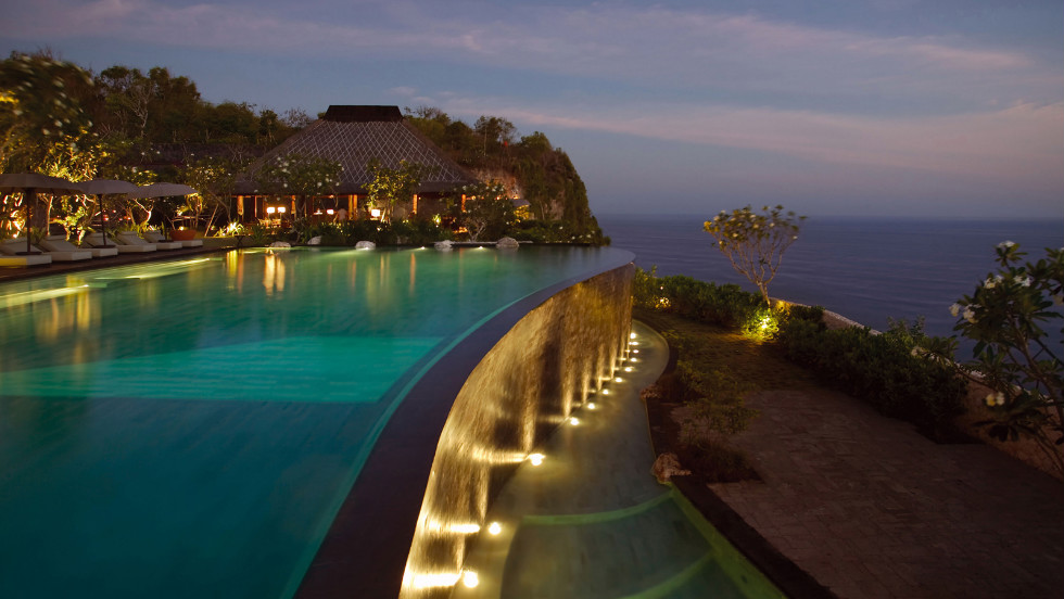From nearly every point Bulgari Resort guests are treated to unforgettable vistas of the Indian Ocean.