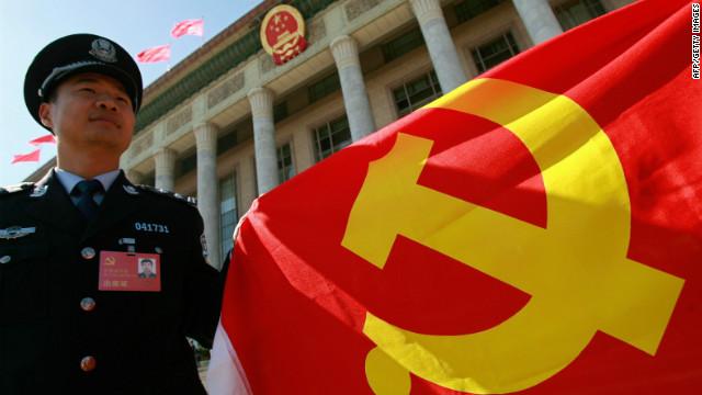 Analyzing China's leadership change