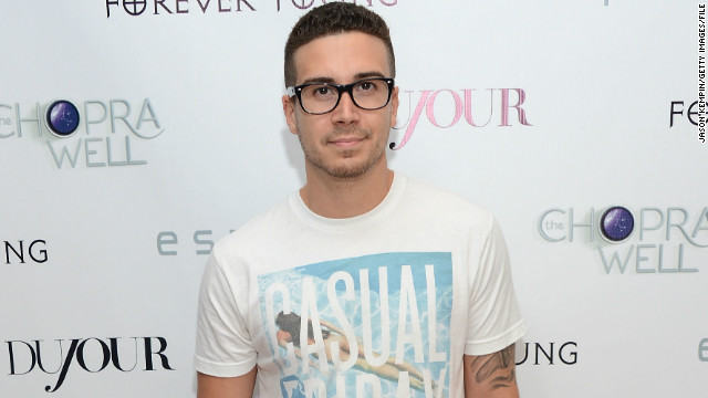 """Jersey Shore's"" Vinny Guadagnino will star in a talk/reality hybrid show on MTV called ""The Show with Vinny."""