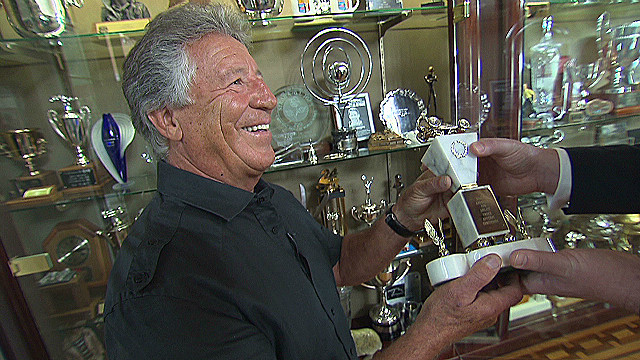 Mario Andretti's biggest fear: poverty