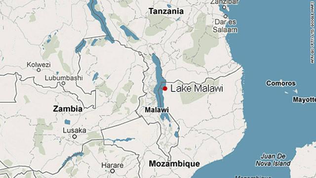 Lake Malawi: Click to expand