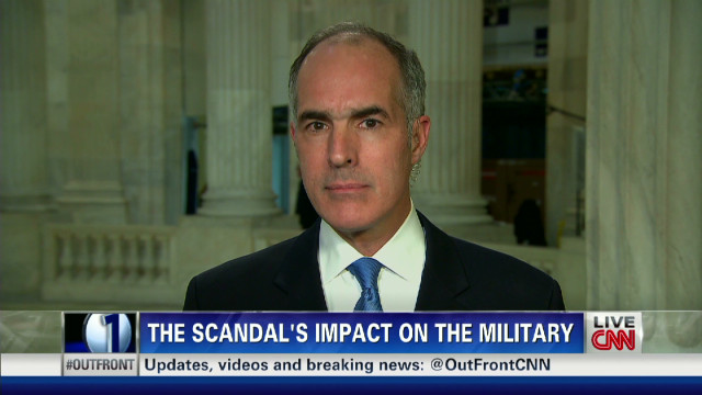 The scandal's impact on the military