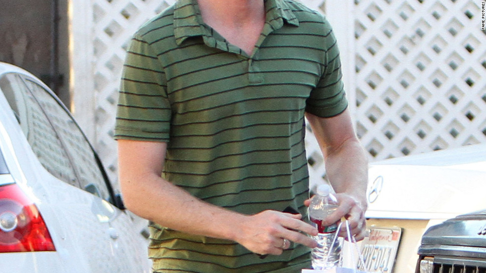 Neil Patrick Harris runs errands in West Hollywood.