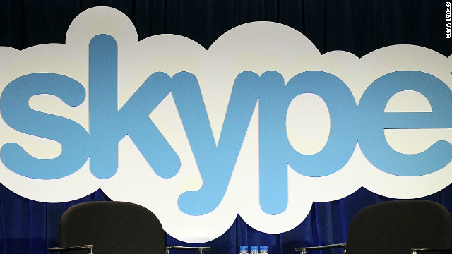 "Skype said ""a small number of users"" may have been impacted by a security hole."