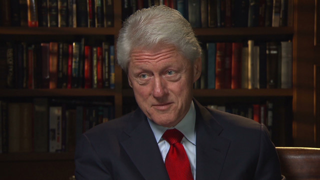 Bill Clinton: U.S. popping too many pills