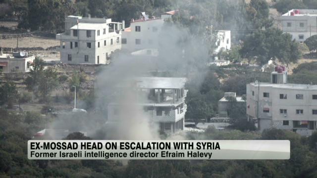 Israel in communication with Assad