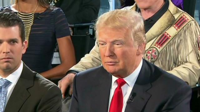 2012: Should Macy's dump Trump?
