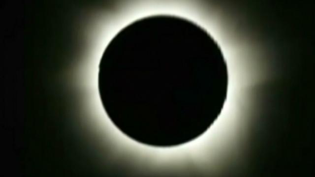 Watch Australian solar eclipse