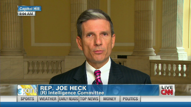 Rep. Heck explains Susan Rice criticism
