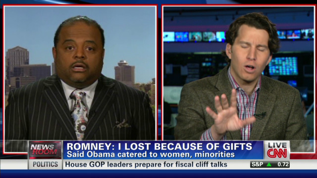 Romney: Obama gave 'gifts' to voters