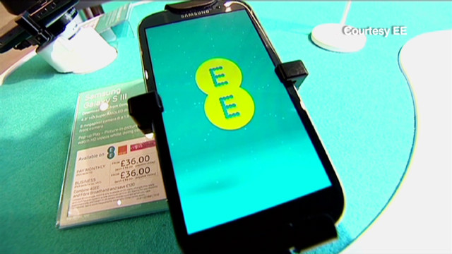 4G shakes up UK mobile market