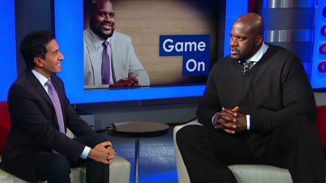 Game on: Shaq vs. diabetes