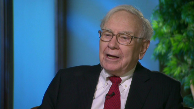 Warren Buffett talks 'fiscal cliff'