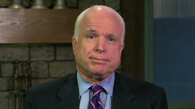 McCain gets testy over missed meeting