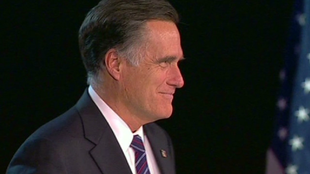 Romney: Obama's 'gifts' won him votes