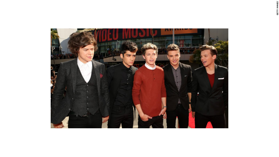 One Direction, a Simon Cowell creation, became the latest boy-band breakout.