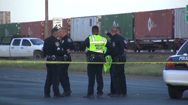 Train crash witness saw 'blood all over'