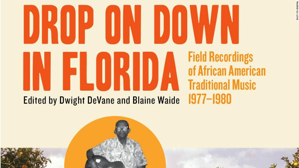 "The Atlanta label Dust-to-Digital has made a business out of taking obscure -- often amateur -- recordings, cleaning them up and putting them in historical context. ""Drop on Down in Florida,"" a much-expanded reissue of a set originally put out by the Florida Folklife Program in 1981, consists of folk recordings made in the late '70s, offering a glimpse into the lives of African-American field workers. (Dust-to-Digital, two CDs plus a 224-page hardback book)"