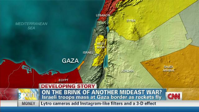 Israel Foreign Minister Talks Israel