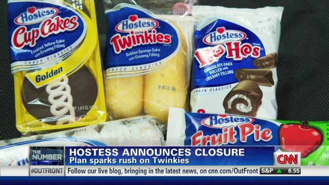 Uncertain future for Twinkies