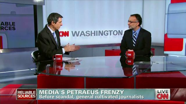 Media's Petraeus frenzy