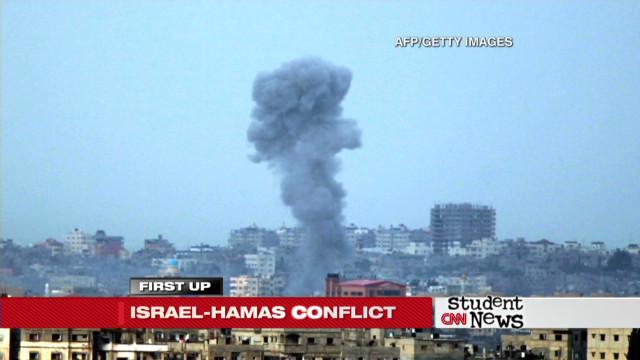 CNN Student News - 11/19/12